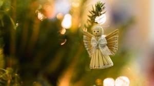 Karácsonyi üzenet az Őrangyalodtól!