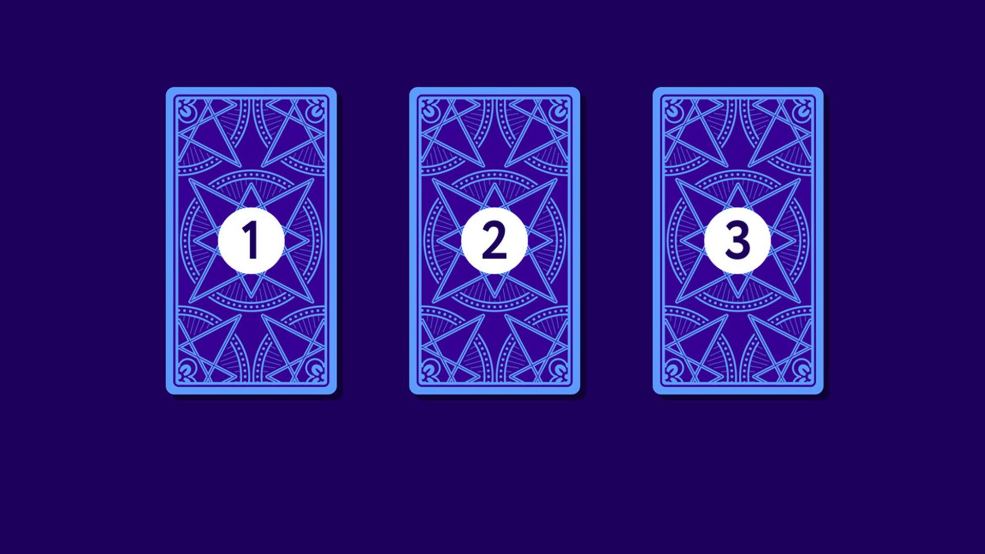 Válassz egy kártyát, megkapod az üzenetet, amire most szükséged van!